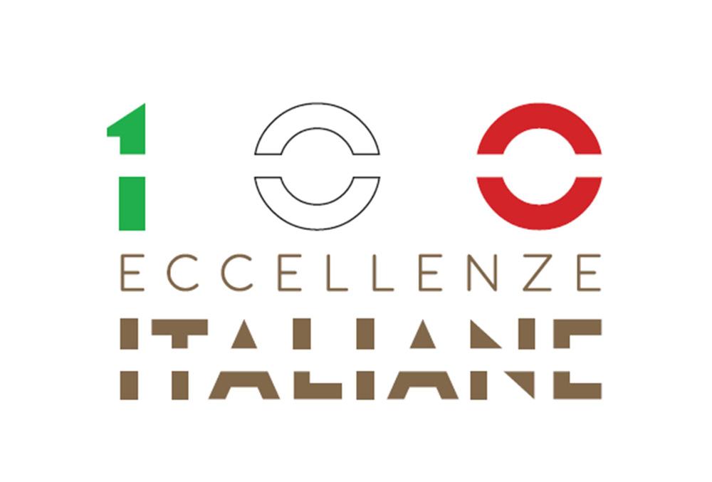 logo a colori 100 Eccellenze italiane